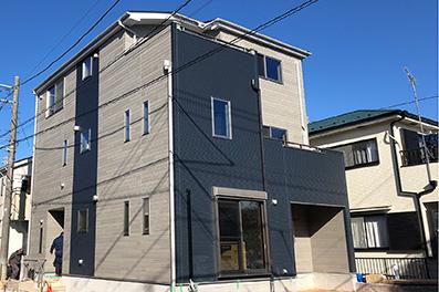 敷地30坪で作る2世帯住宅